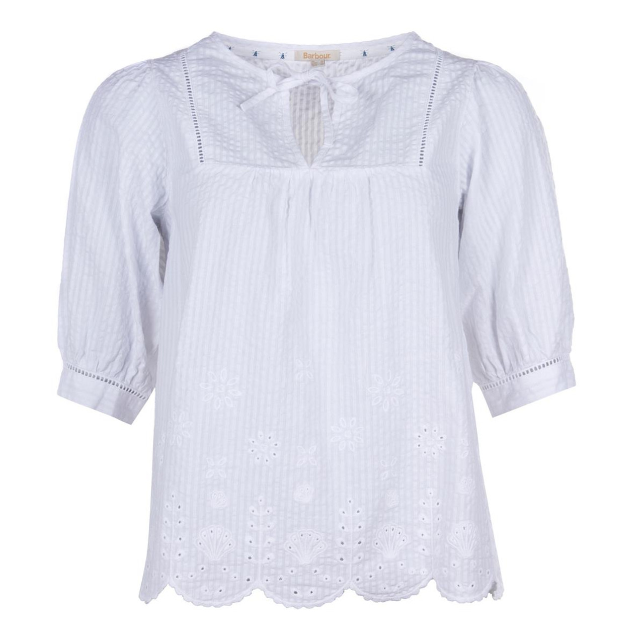 Barbour Womens Filey Top