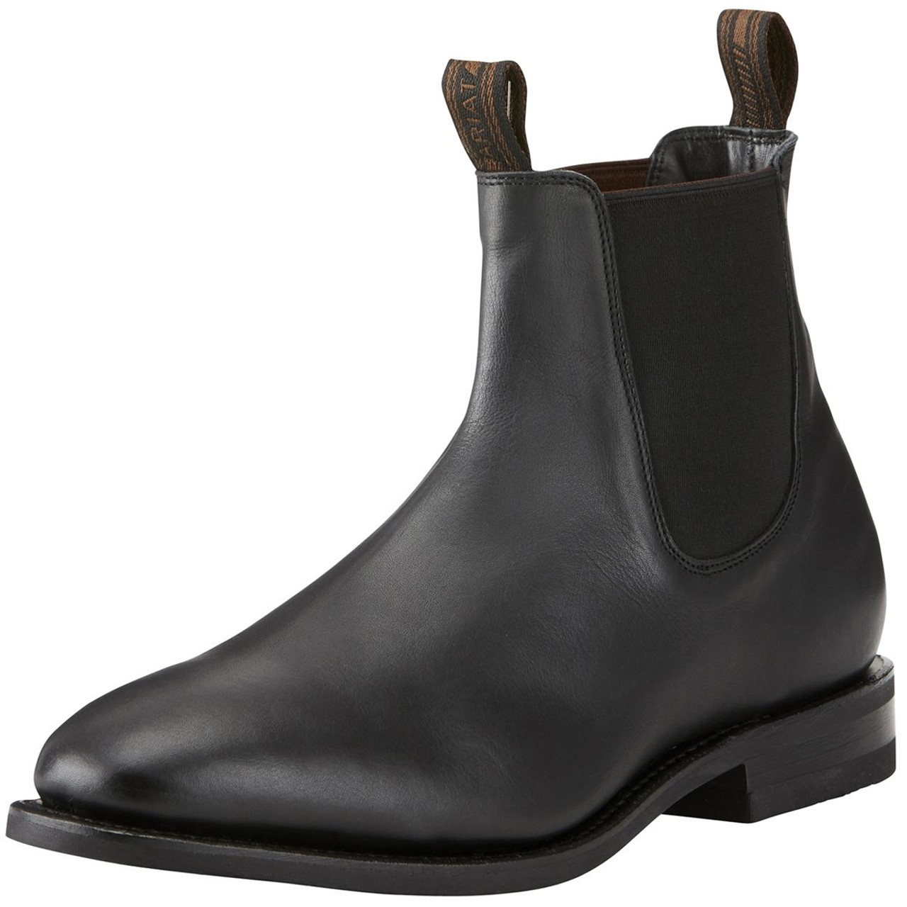 Black - Ariat Stanbroke Boots