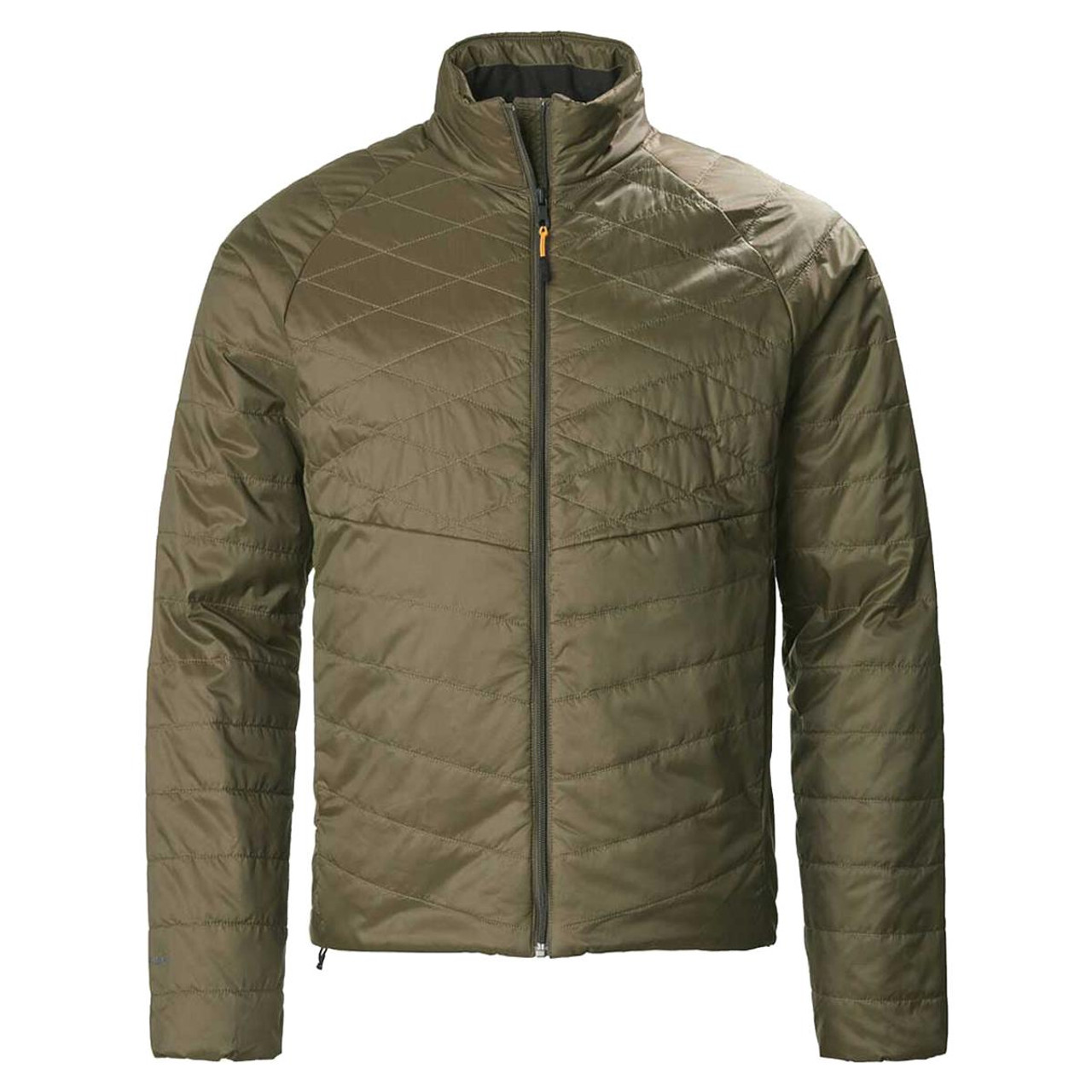 Rifle Green Muso HTX Quilted Jacket