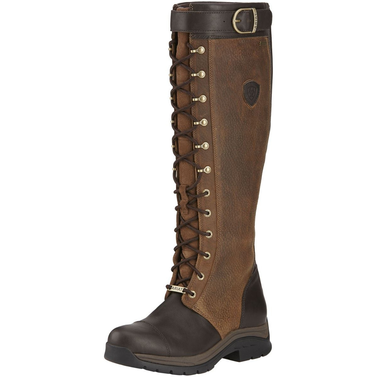 Ebony Brown - Ariat Berwick Insulated GTX Boots