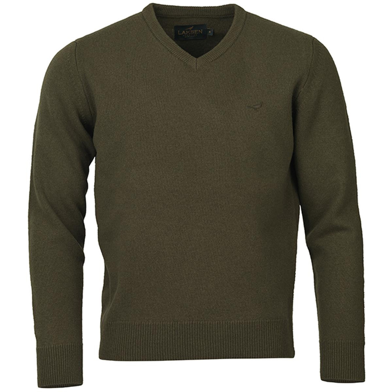 Jade Laksen Mens Johnston V Neck Knit