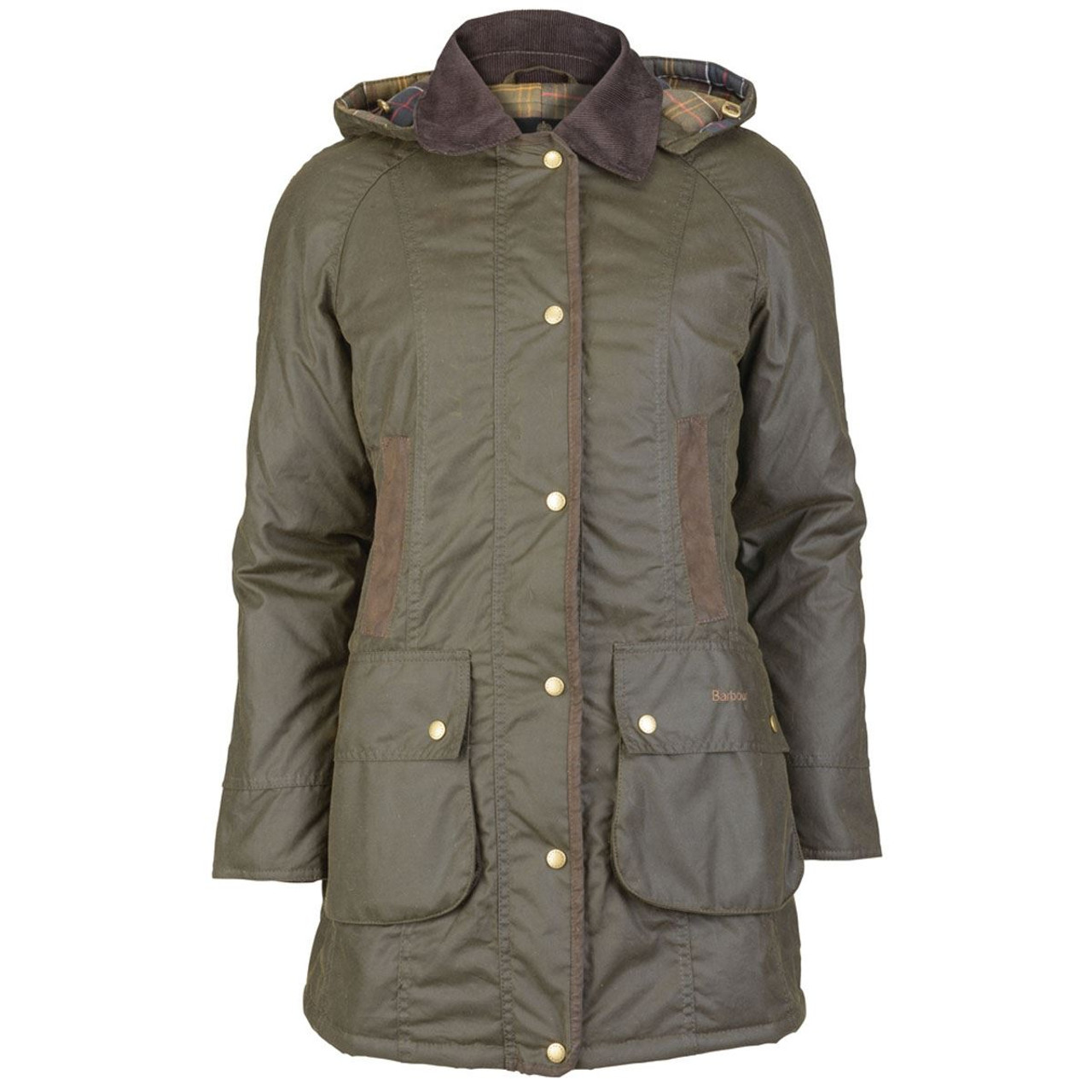 Barbour Womens Bower Wax Jacket