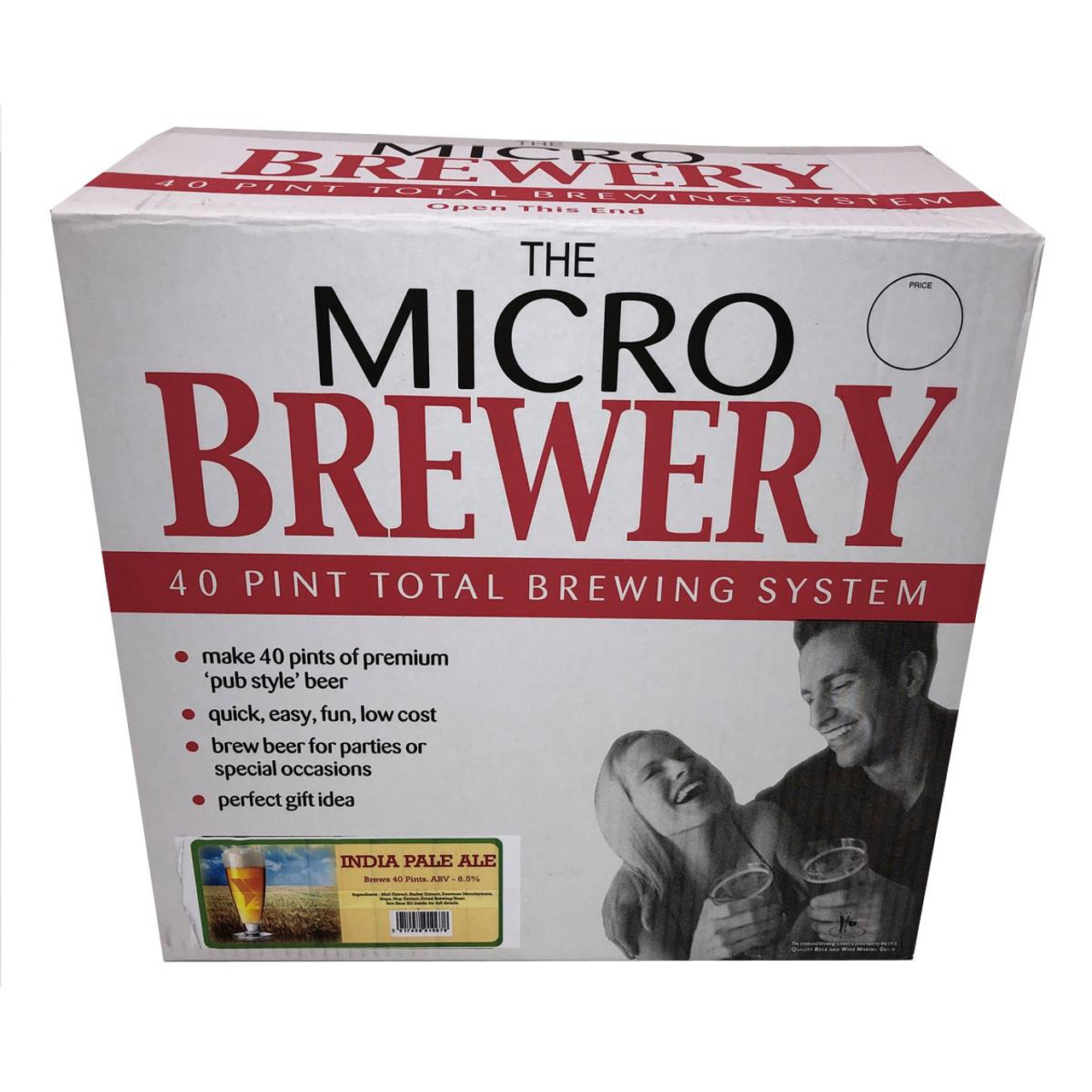 Youngs Micro Brewery Complete Starter Kit IPA