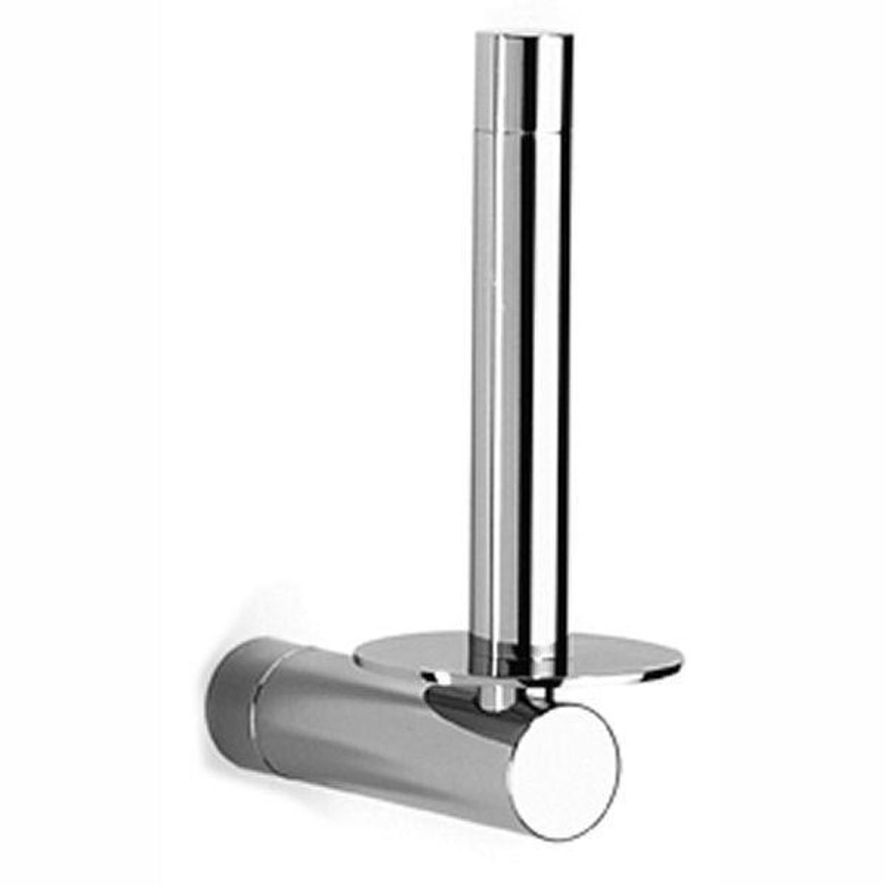 Chrome Plated Samuel Heath Xenon Spare Toilet Roll Holder N5031