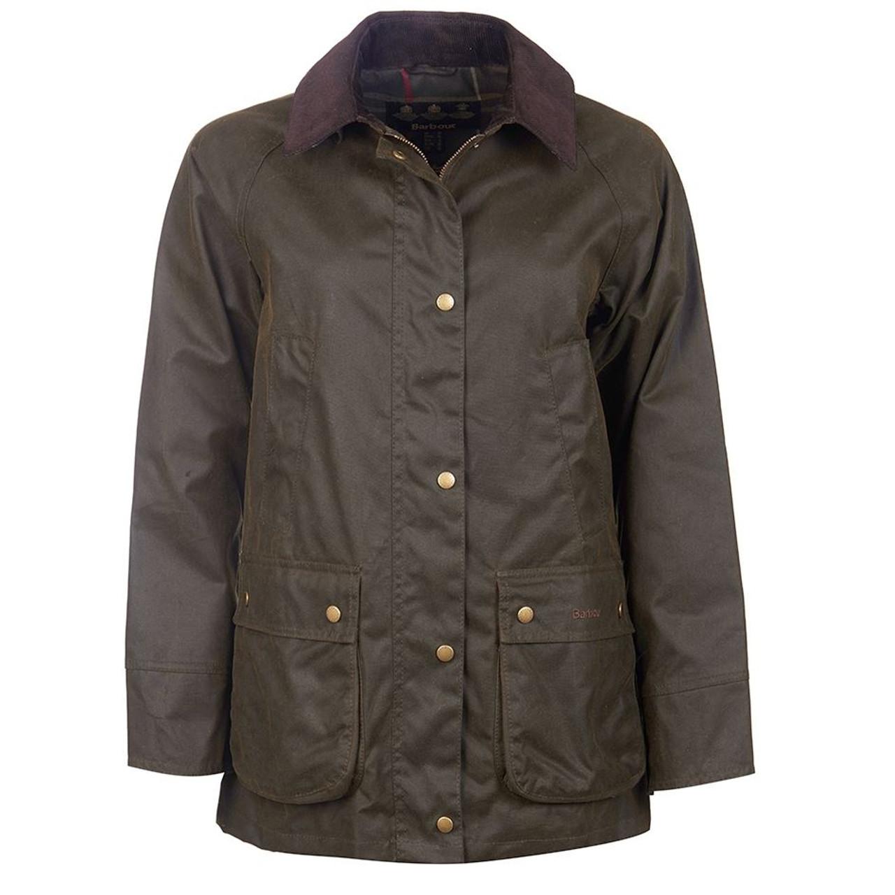 Barbour Acorn Wax Jacket