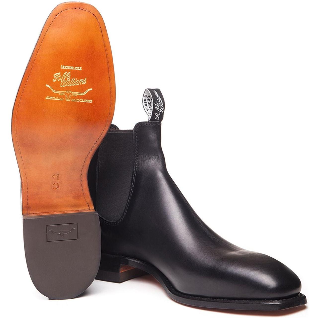 R.M. Williams Mens Craftsman Boots