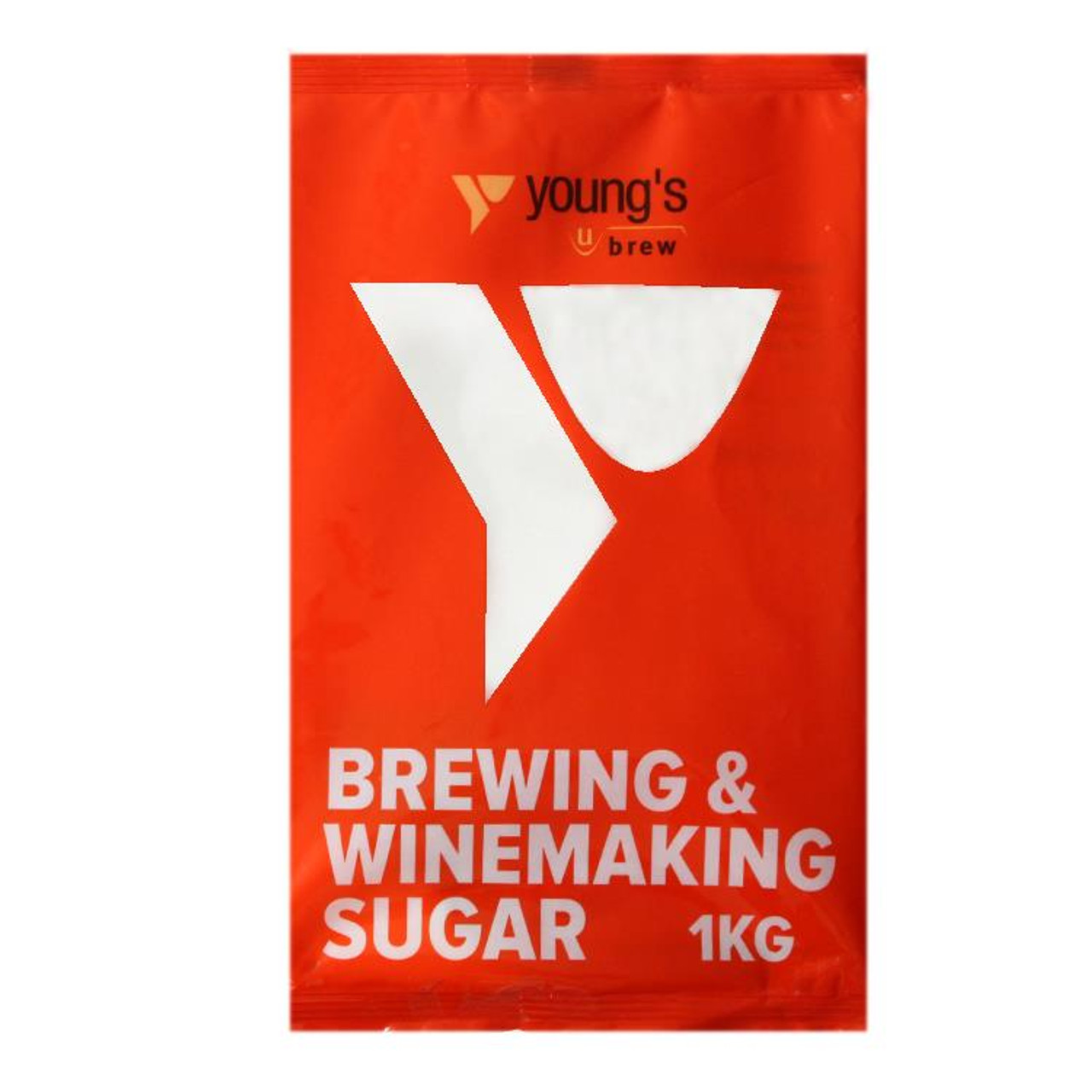 Youngs 1kg Brewing & Winemaking Sugar