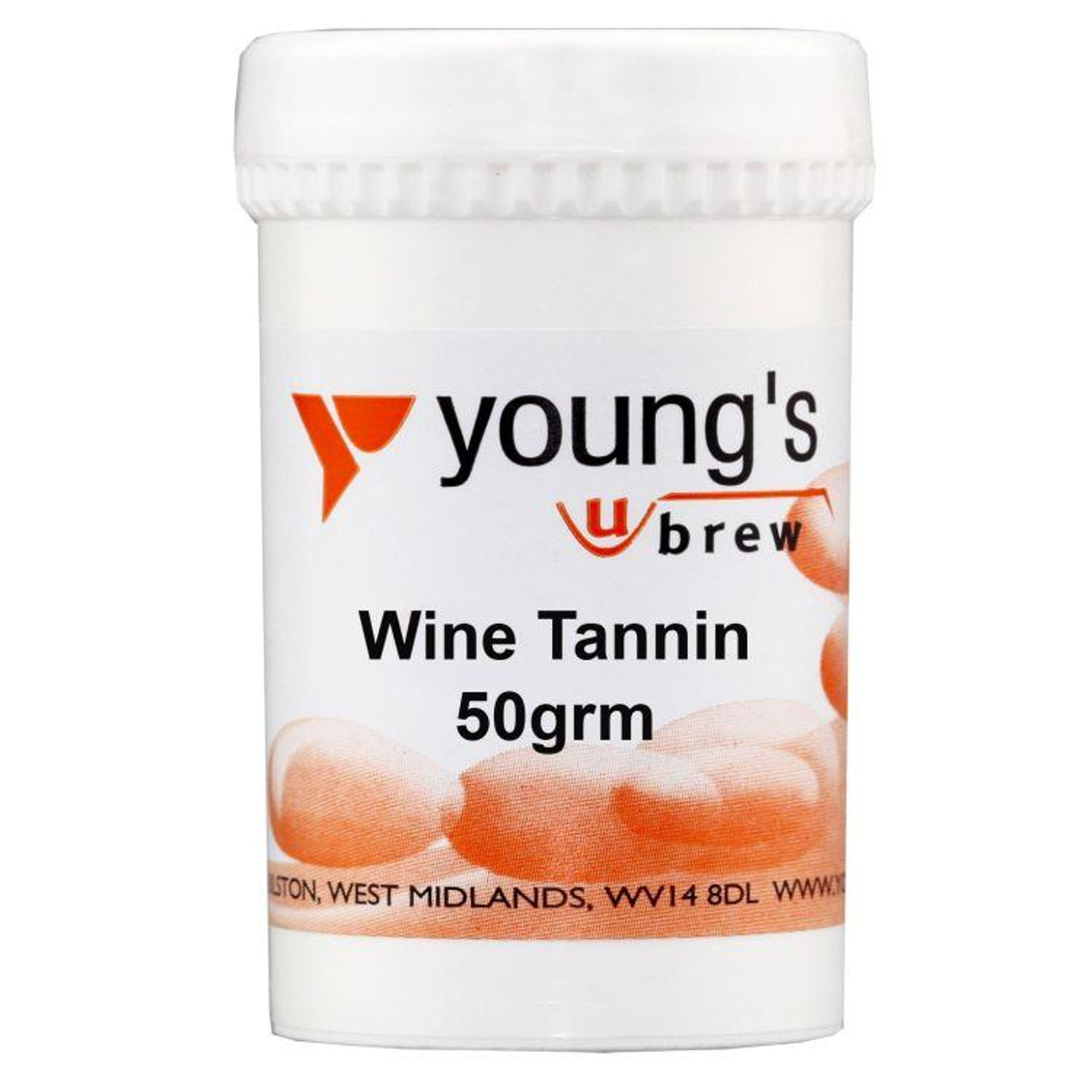 Youngs 50g Wine Tannin