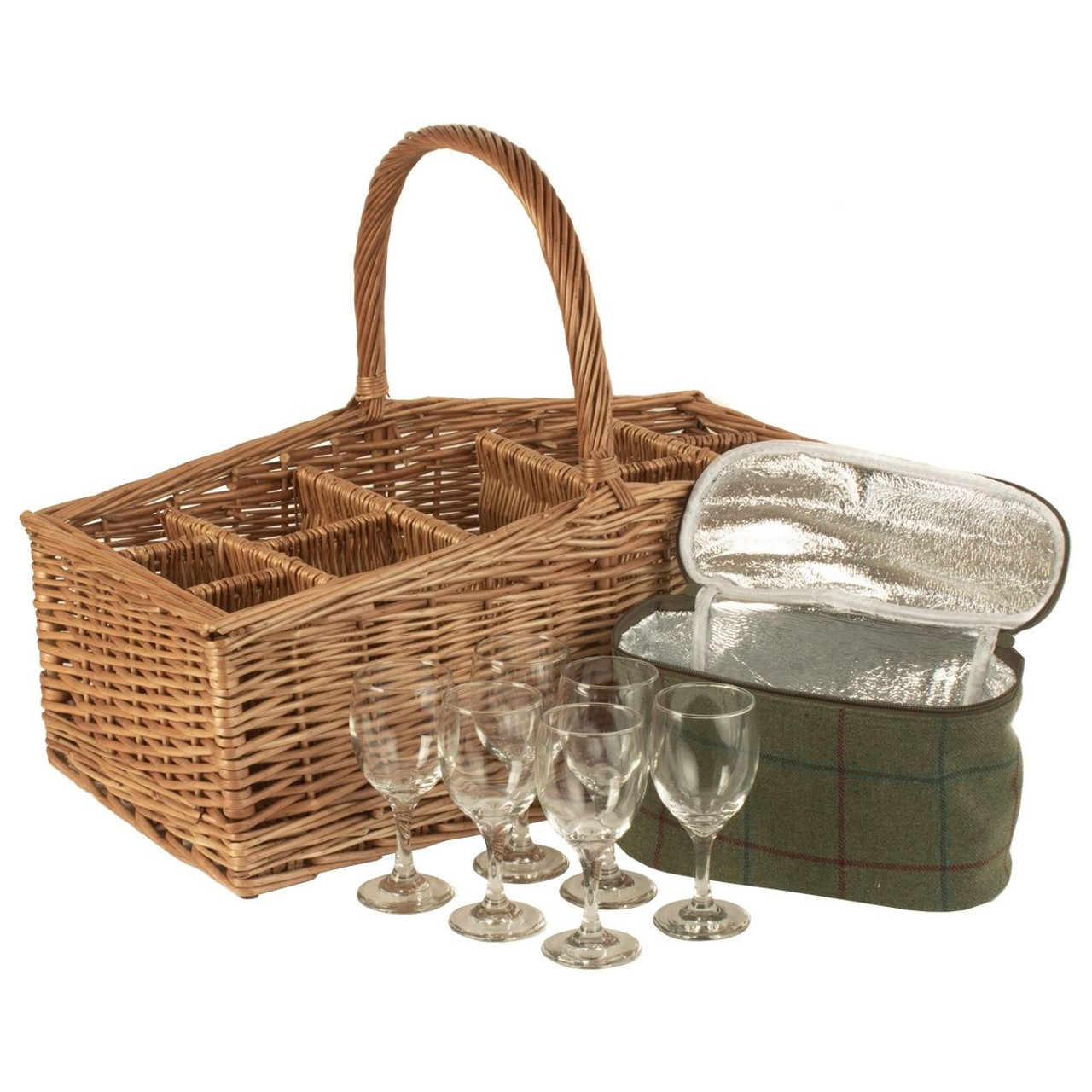 Willow Premium Outdoor Party Basket