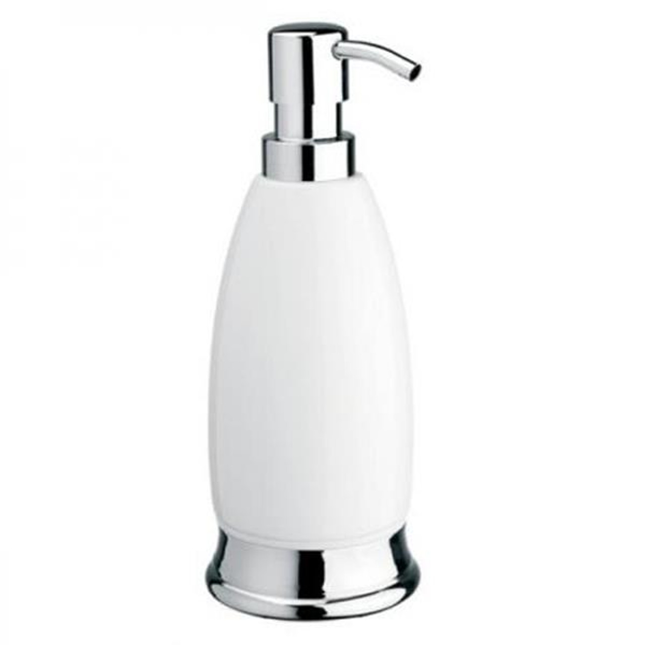 Chrome Plated Samuel Heath Soap Dispenser