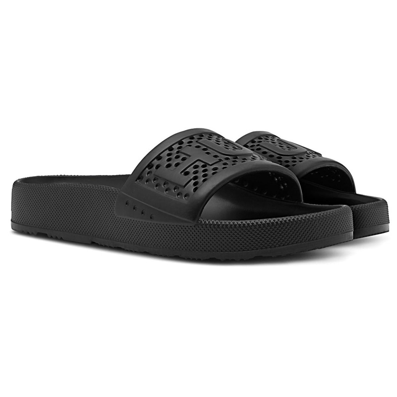 Black Hunter Mens Original Lightweight Moulded Slide