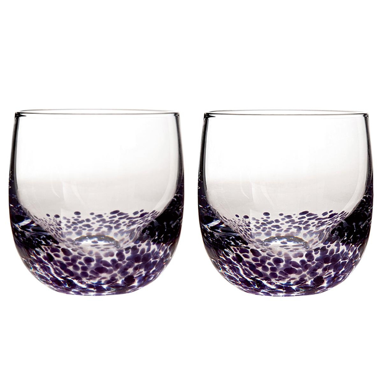 Denby Amethyst Small Tumbler Pack Of 2
