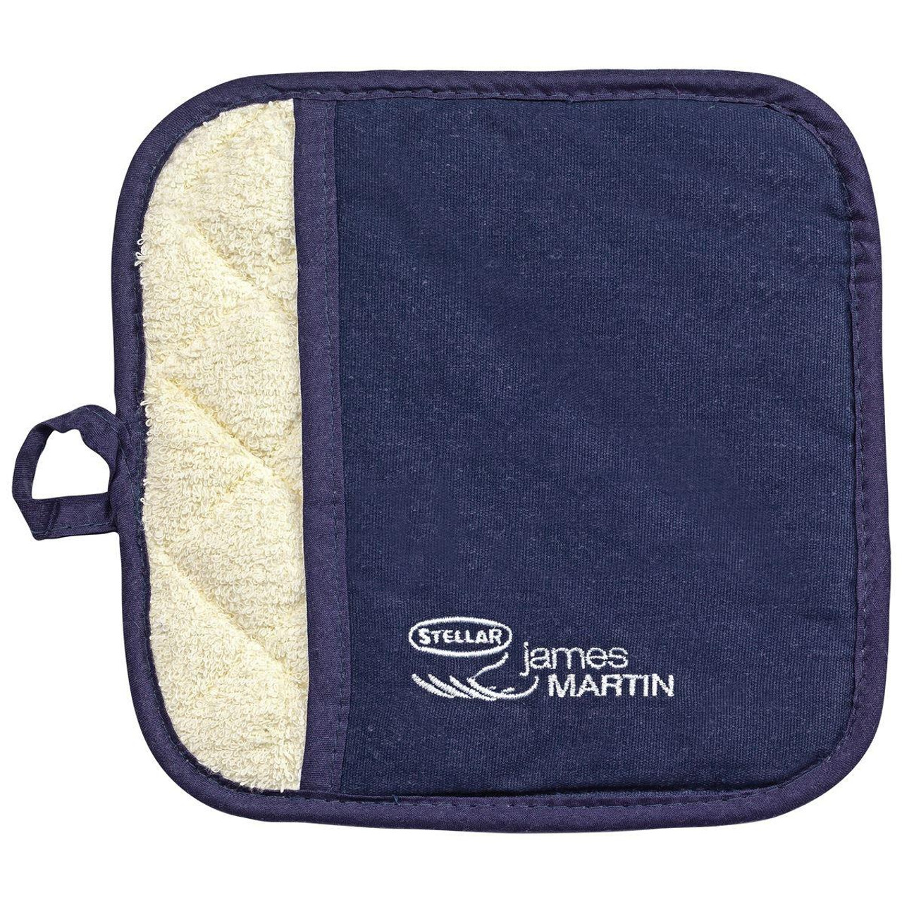 Stellar James Martin Textile Pot Holder