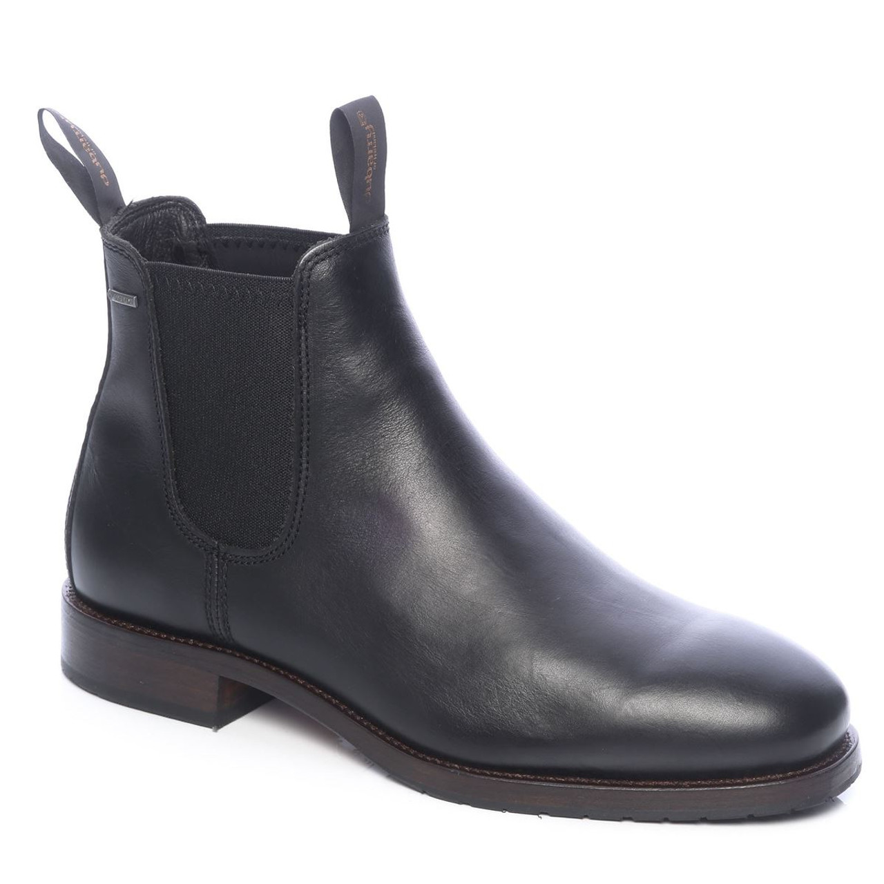 Black Dubarry Men's Kerry Boots