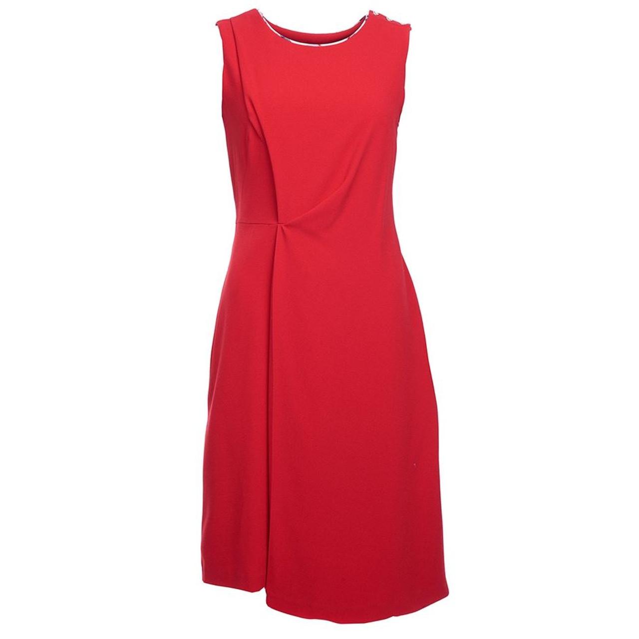 Barbour Womens Leathen Sleeveless Dress