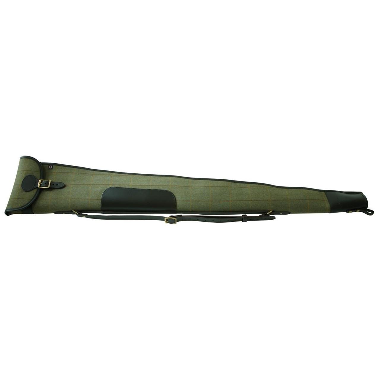 Green - Croots Helmsley Tweed Shotgun Slip