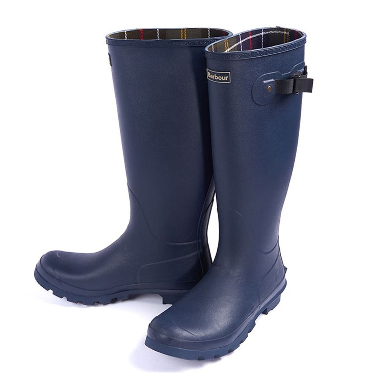 Barbour Mens Bede Wellington Boots