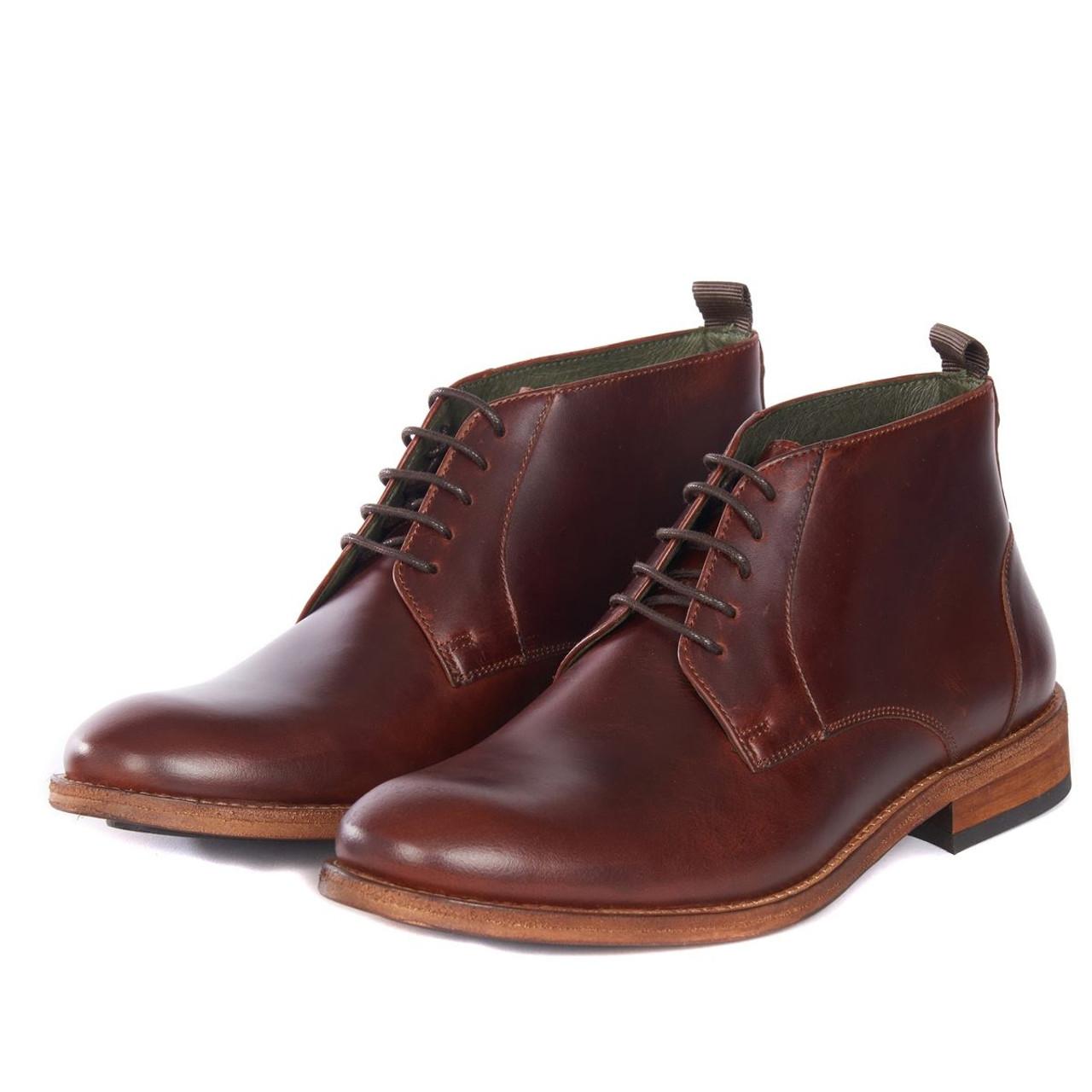 Barbour Benwell Chukka Boot