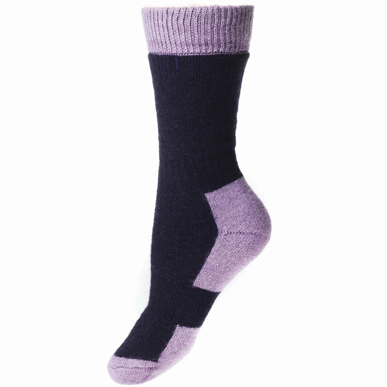 House Of Cheviot Lady Glen Boot Socks