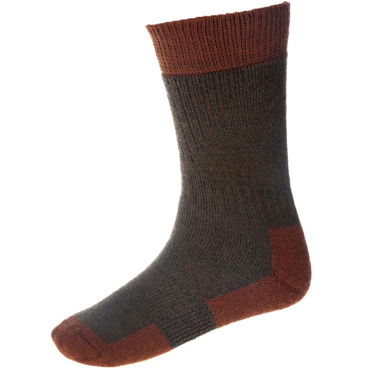 Bracken - House Of Cheviot Glen Boot Socks