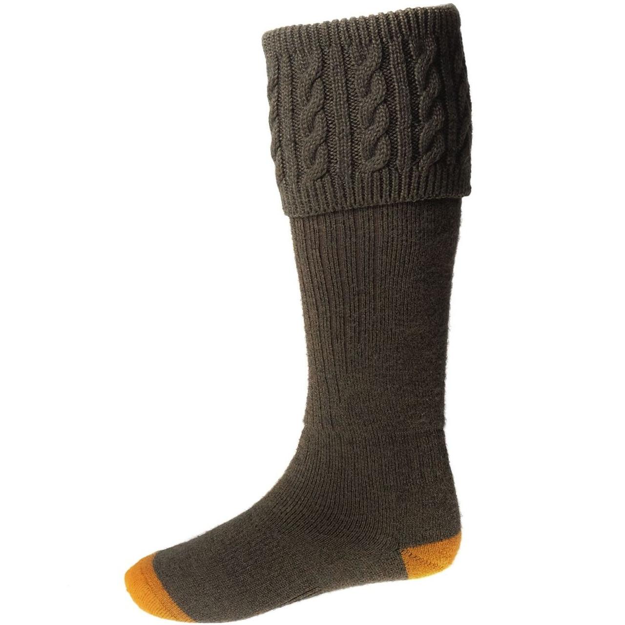 House Of Cheviot Sutherland Socks