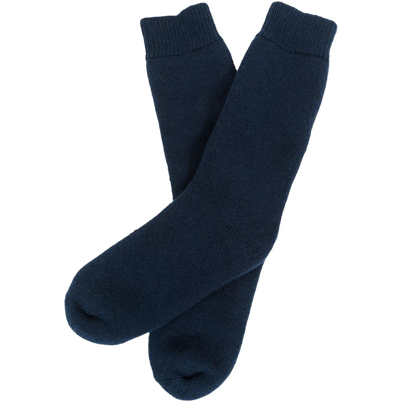 Barbour Mens Wellington Calf Sock