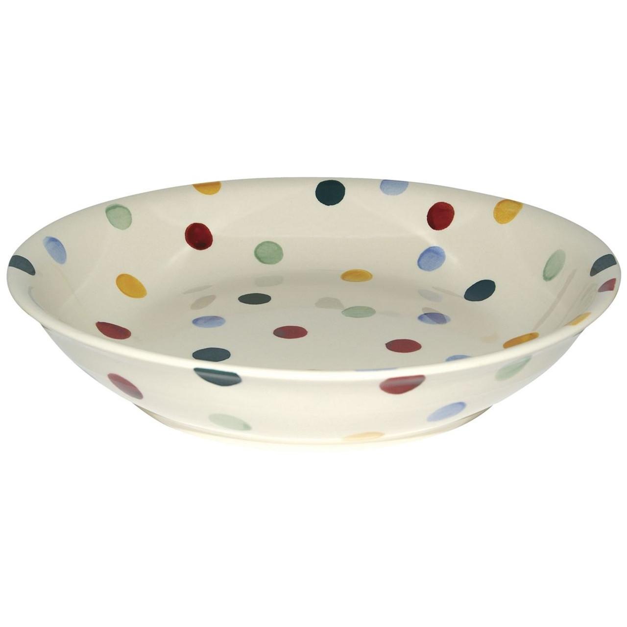 Emma Bridgewater Polka Dot Pasta Bowl