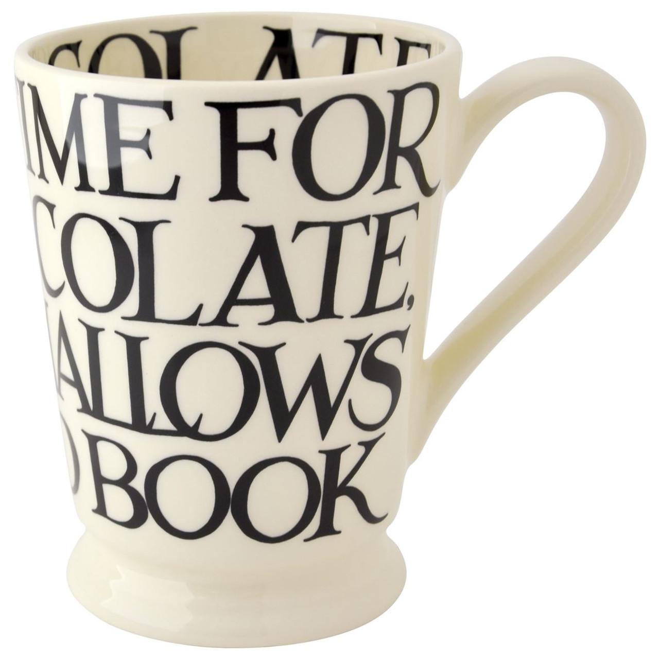 Emma Bridgewater Black Toast Cocoa Mug