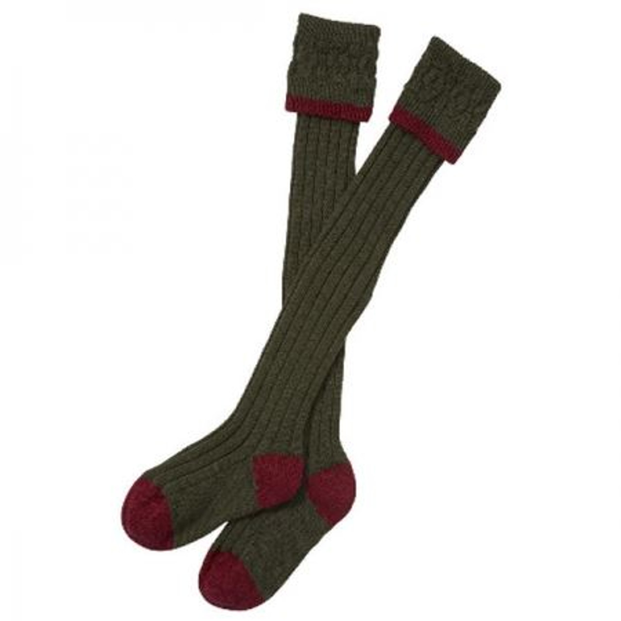 Barbour Socks Contrast Stocking Gun Socks
