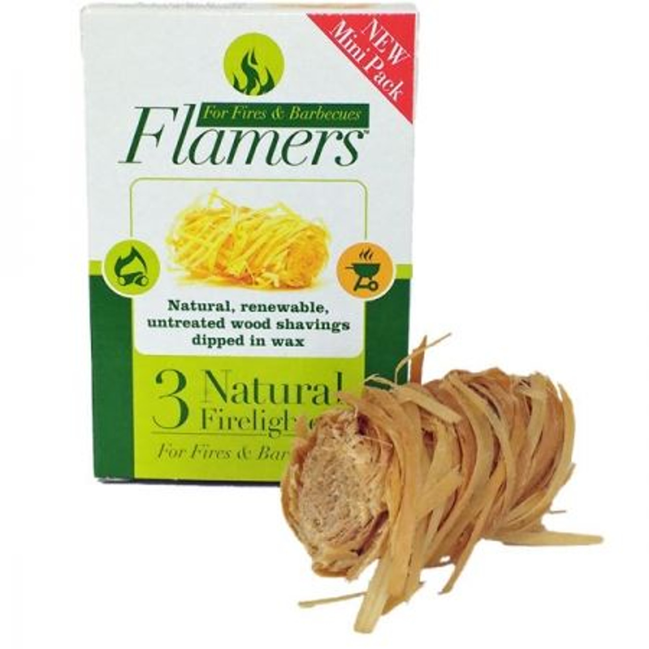 Certainly Wood Flamers Trial Pack