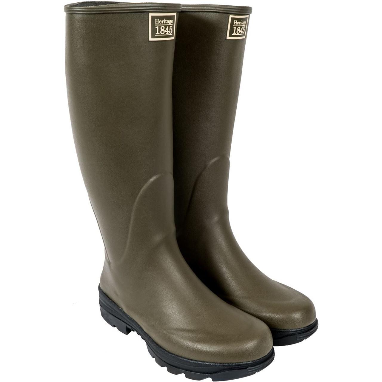 Heritage 1845 Dinedor Wellington Boots