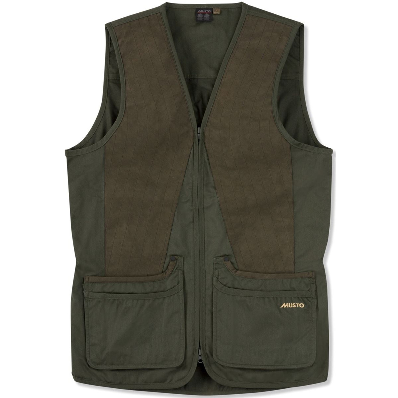 Musto Clay Shooting Vest - Vineyard