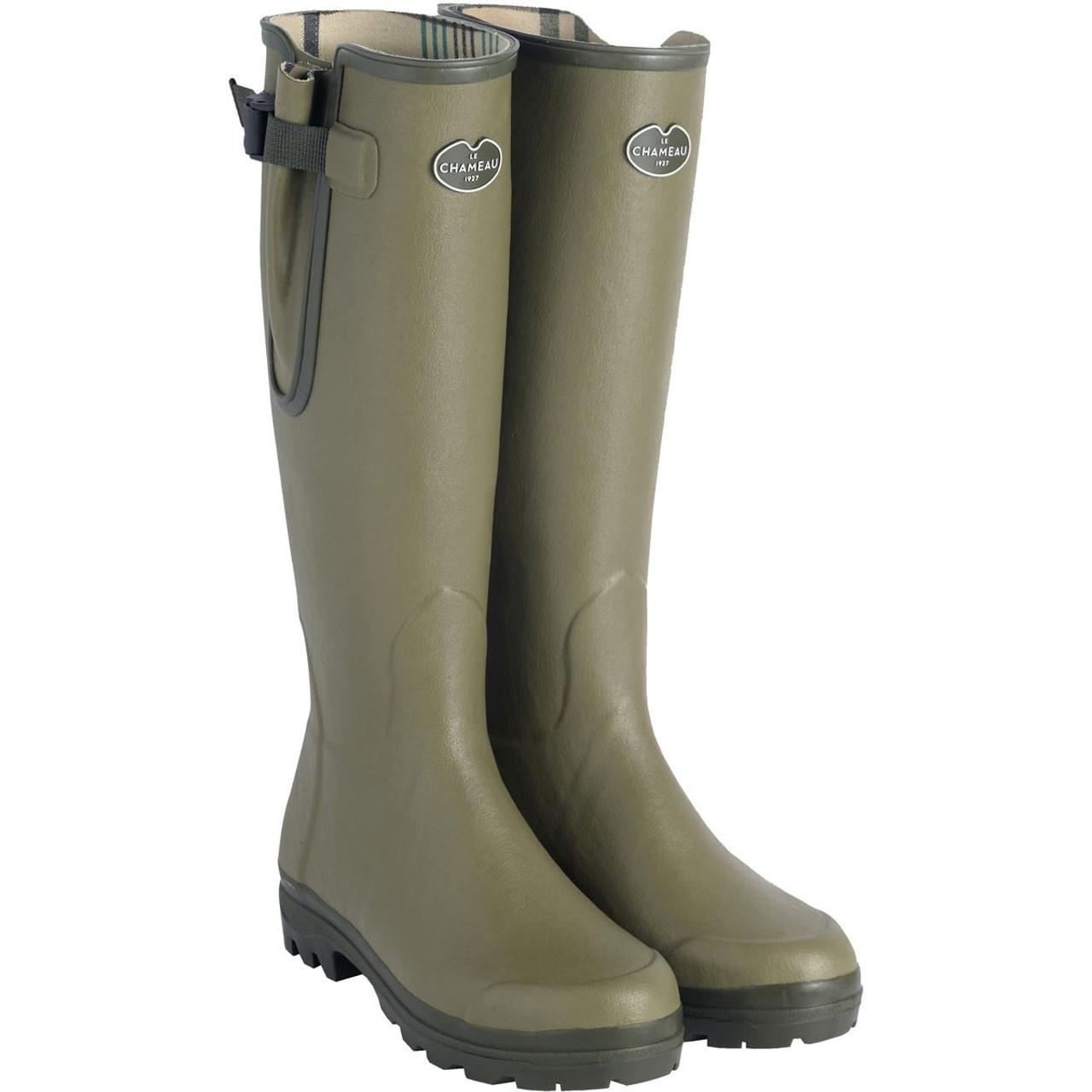 Le Chameau Ladies Vierzon Wellington Boots