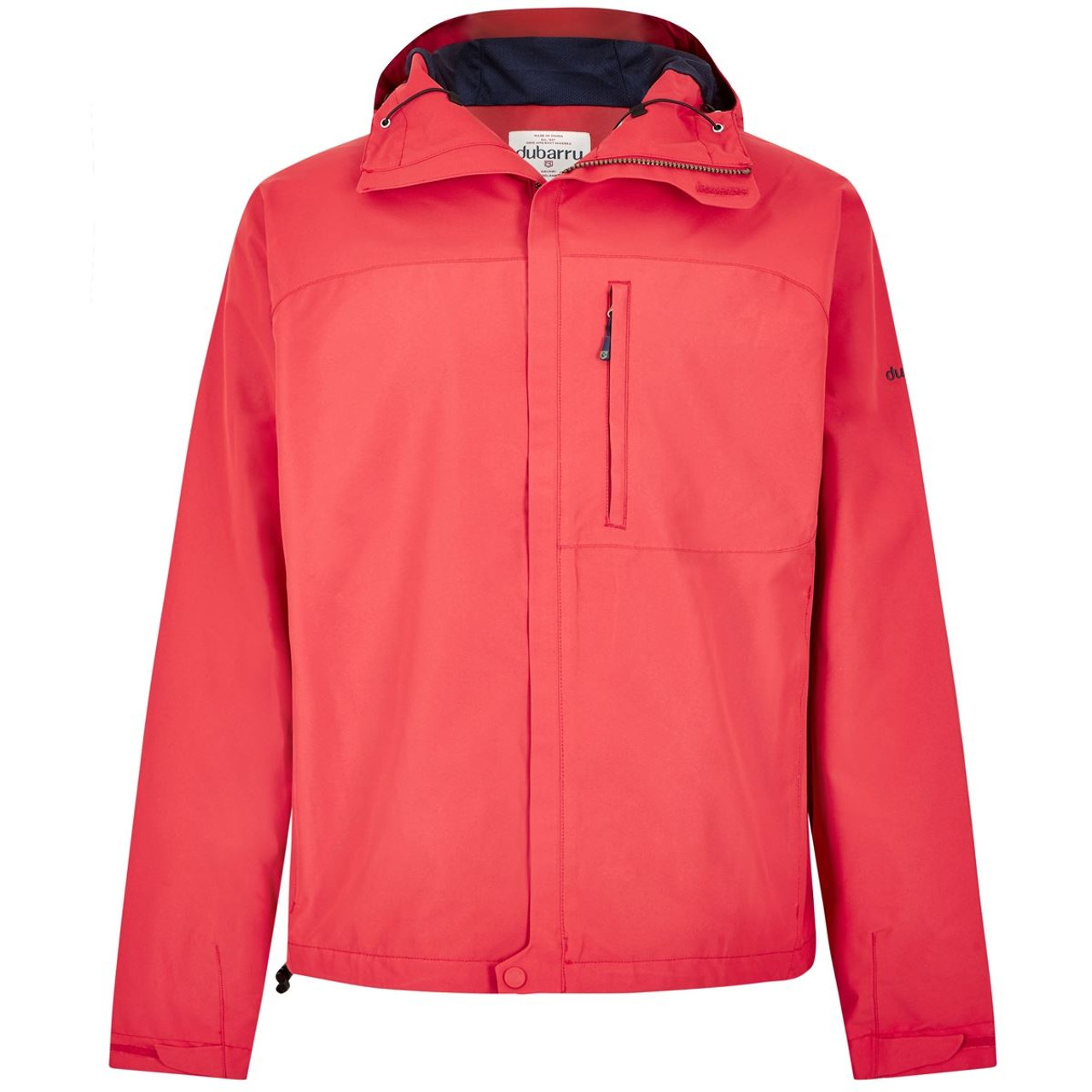 Dubarry Ballycumber Jacket in Poppy