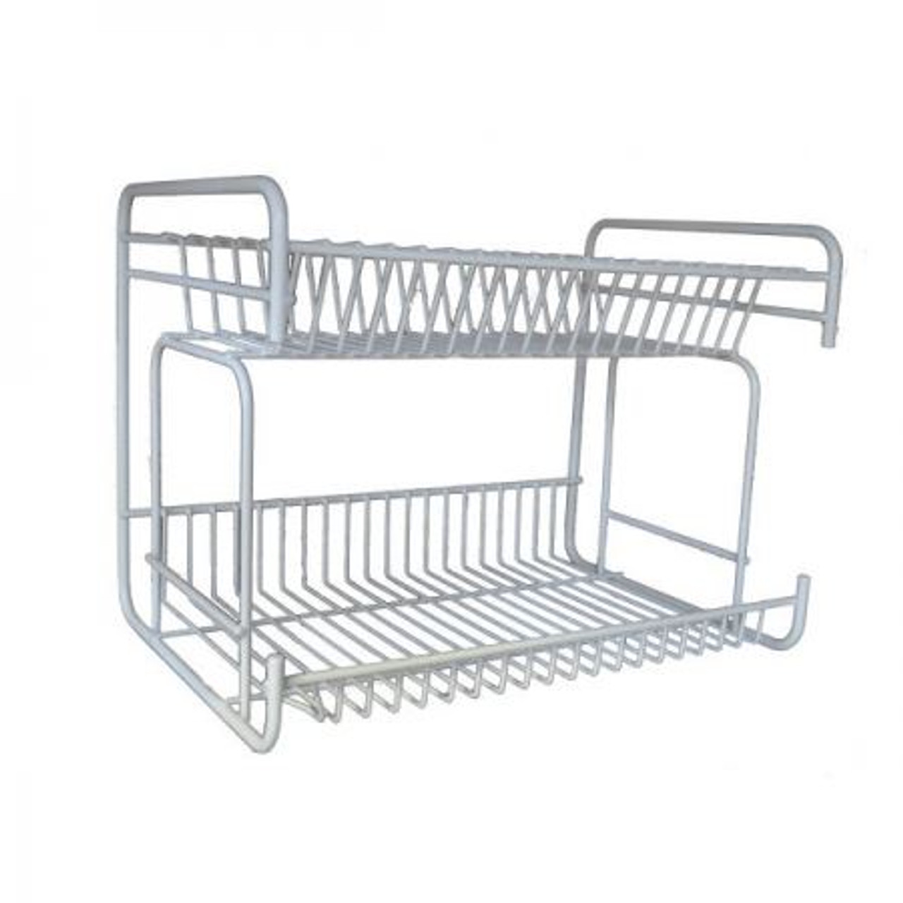 Delfinware 2 Tier Small Plate Rack