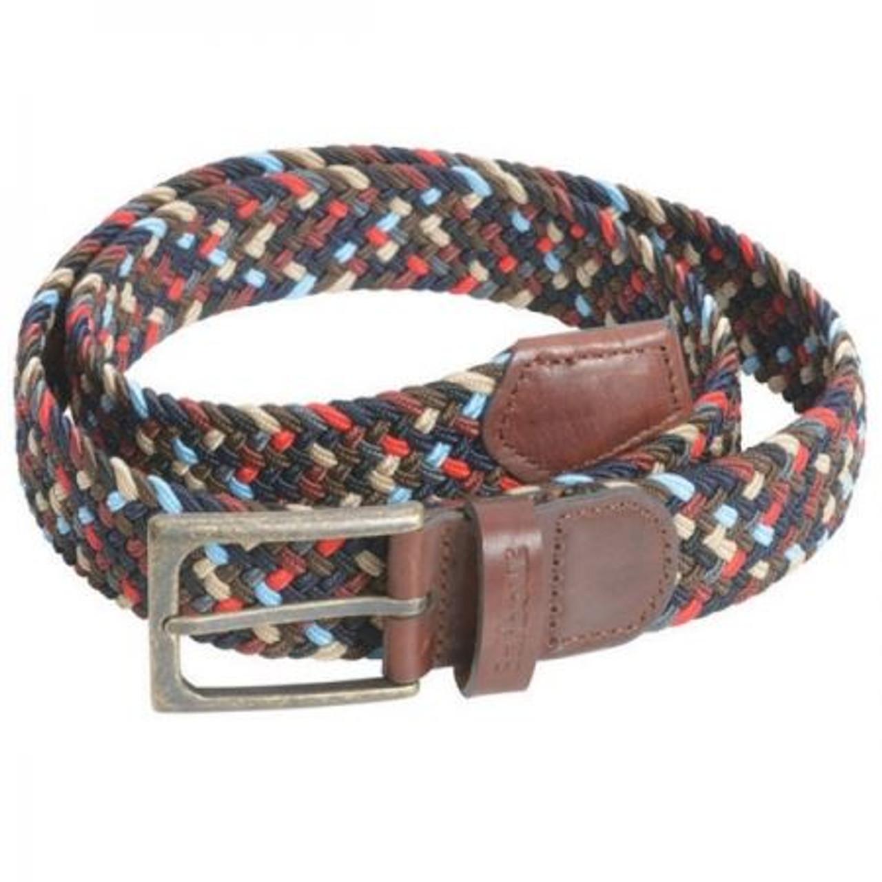 Barbour Mens Ford Belt