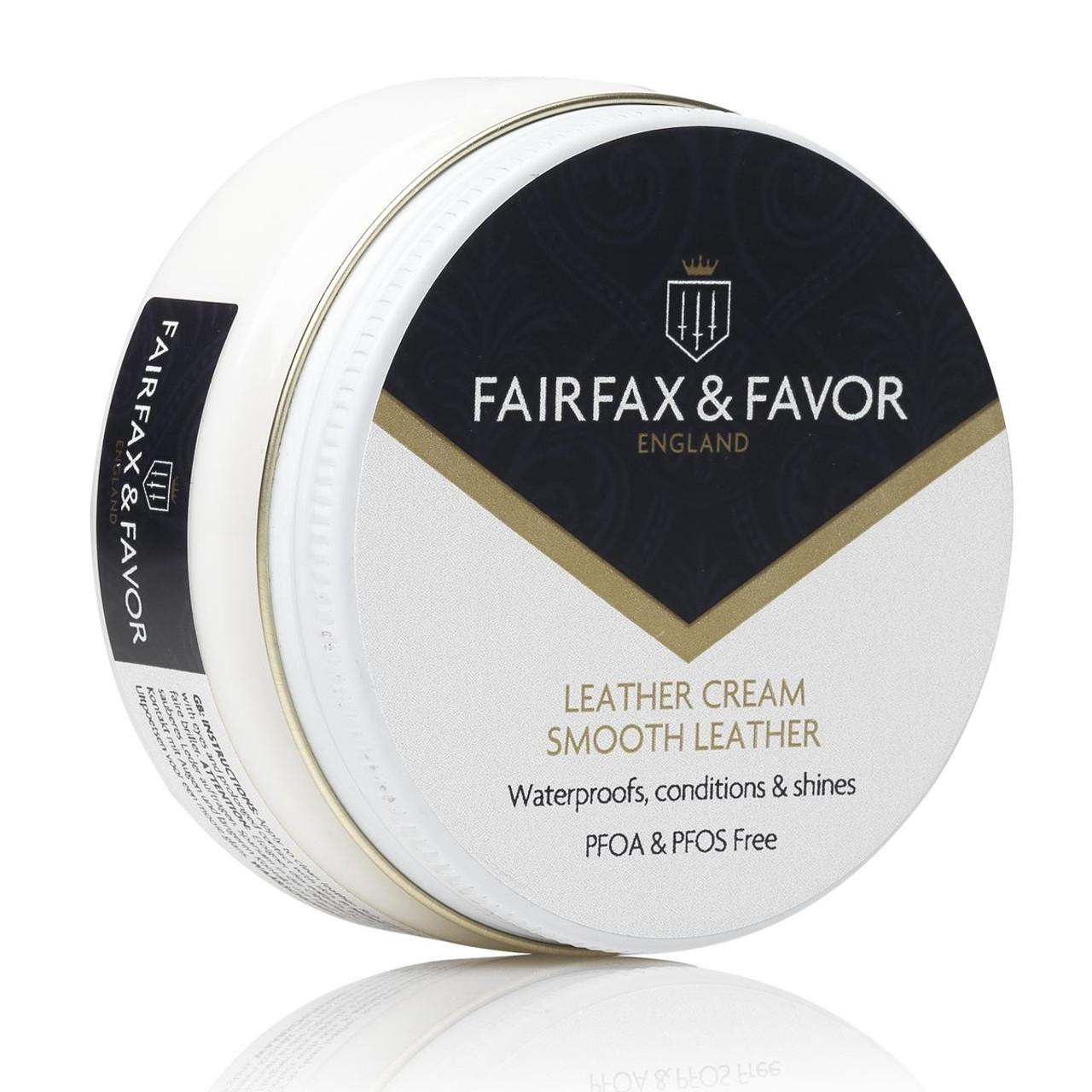 Fairfax & Favor Natural Leather Cream