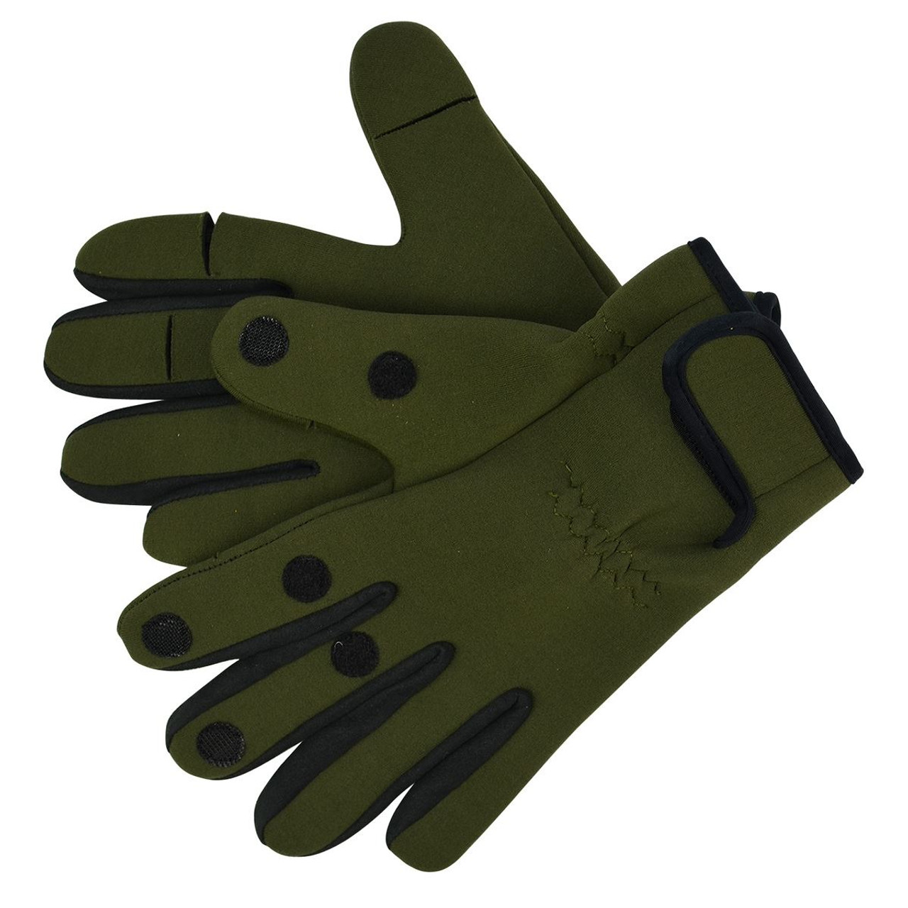 Heritage 1845 Neoprene Shooting Gloves