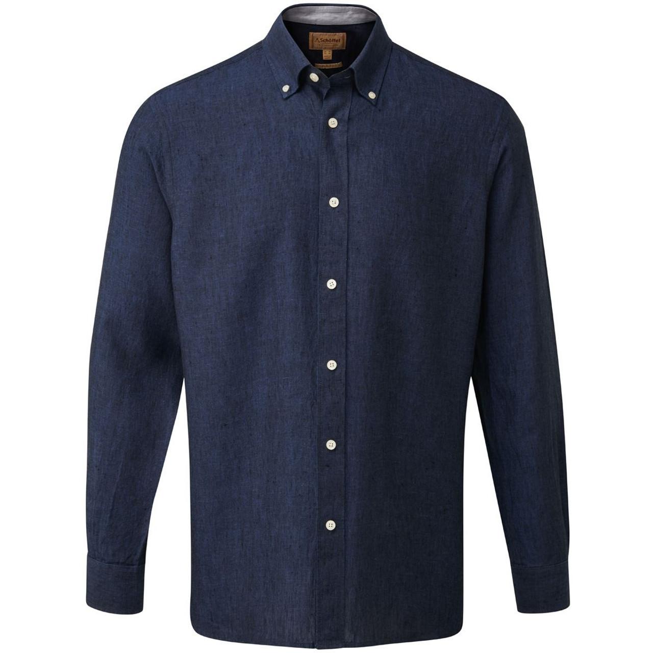 Schoffel Sandbanks Linen Shirt