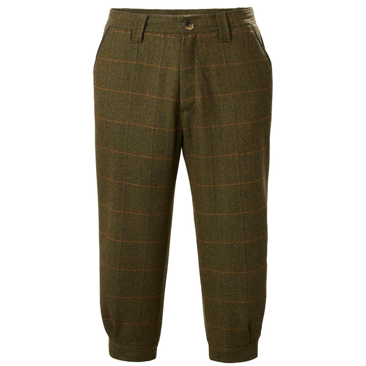 Musto Mens Lightweight Machine Washable Tweed Breeks