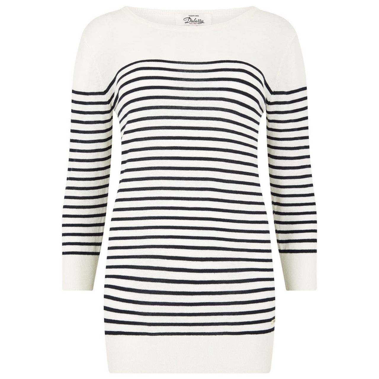 Dubarry Dunraven Top in White