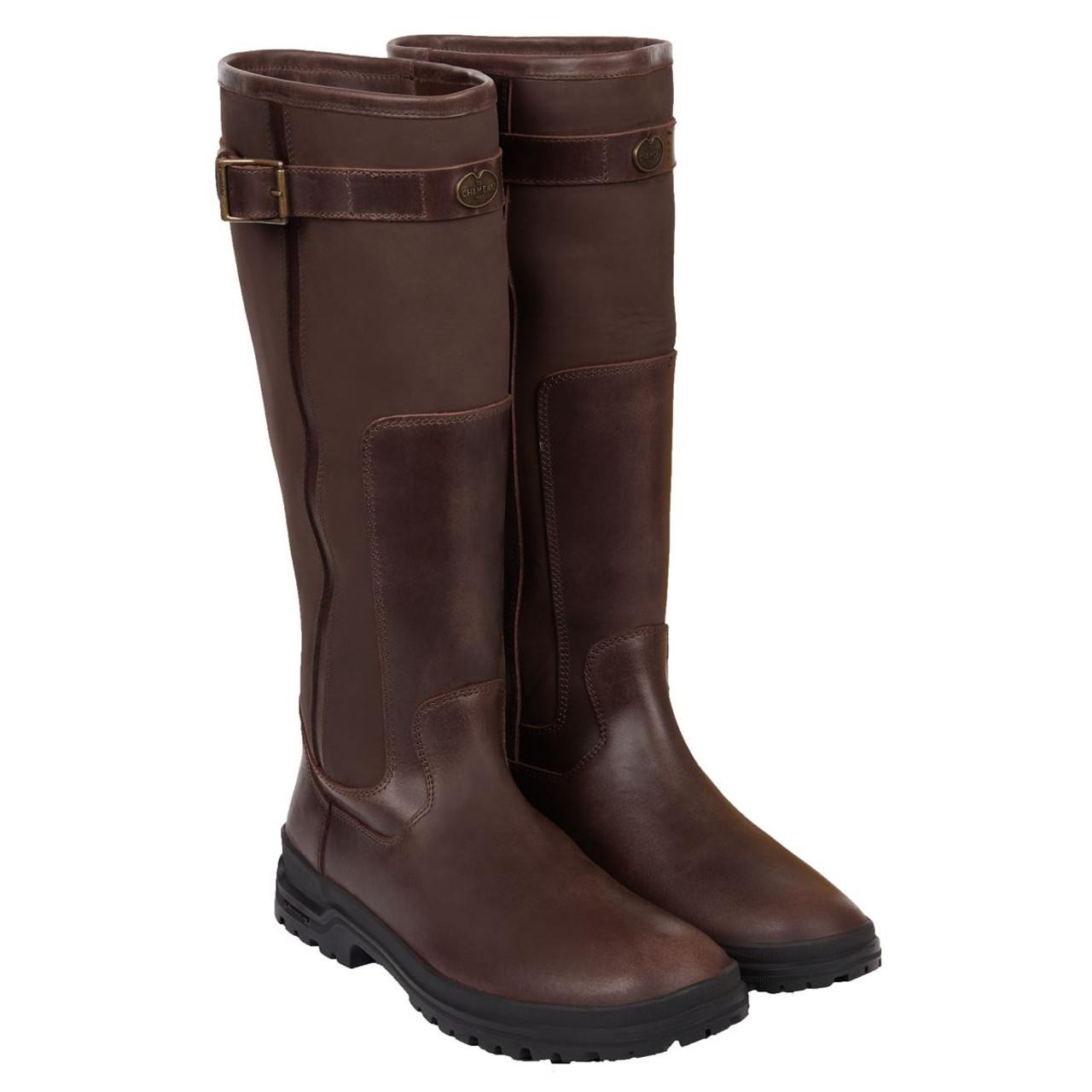 Le Chameau Classic Label Ladies Chasseur Neo Boots