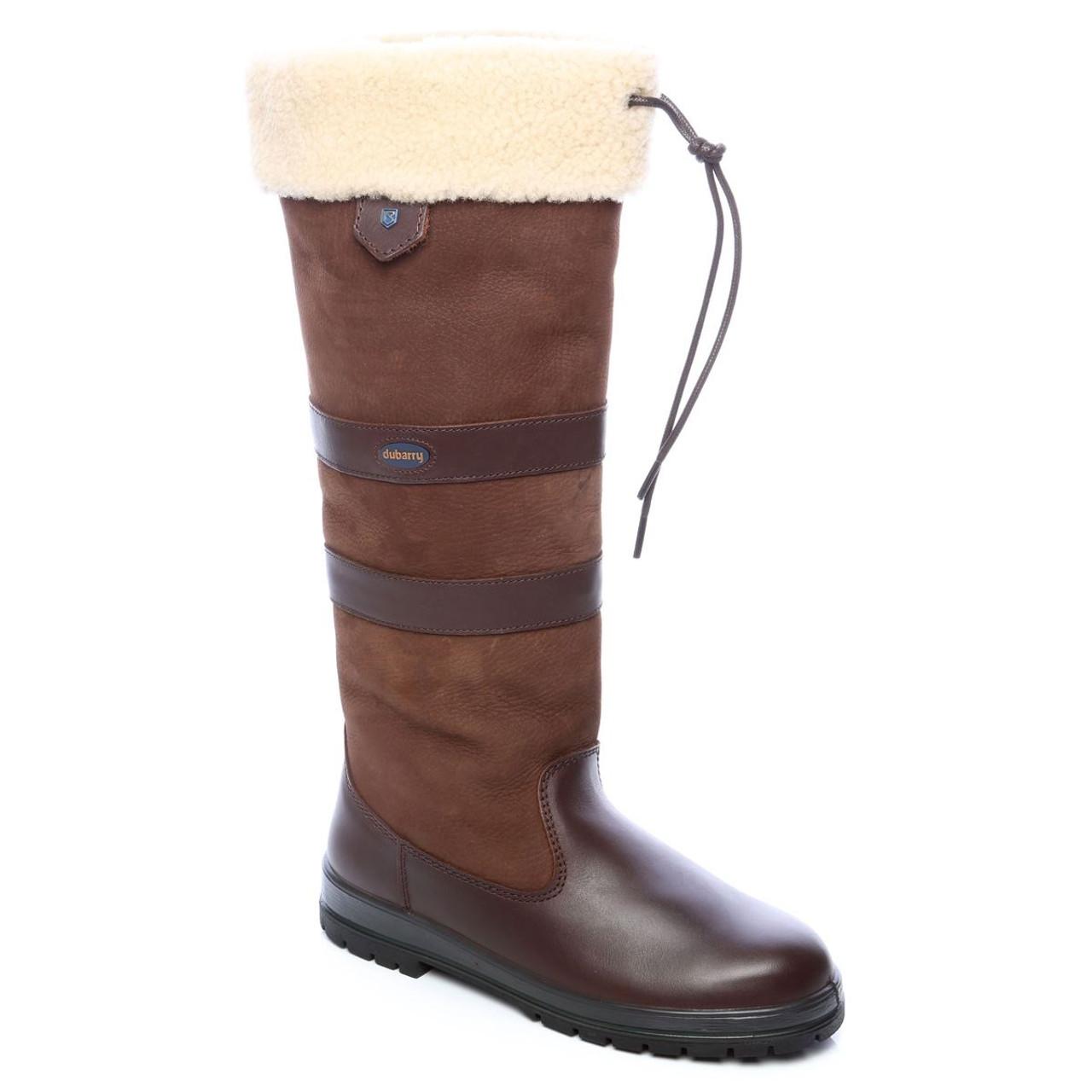 Dubarry Kilternan Boots in Walnut
