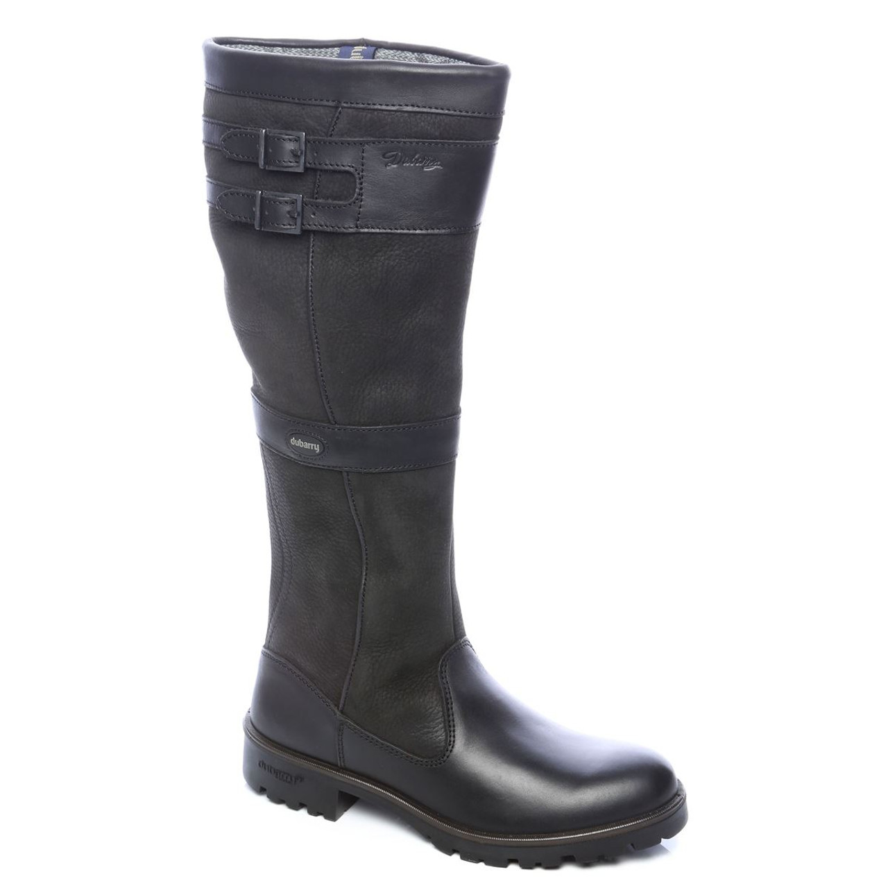 Dubarry Longford Boots in Black