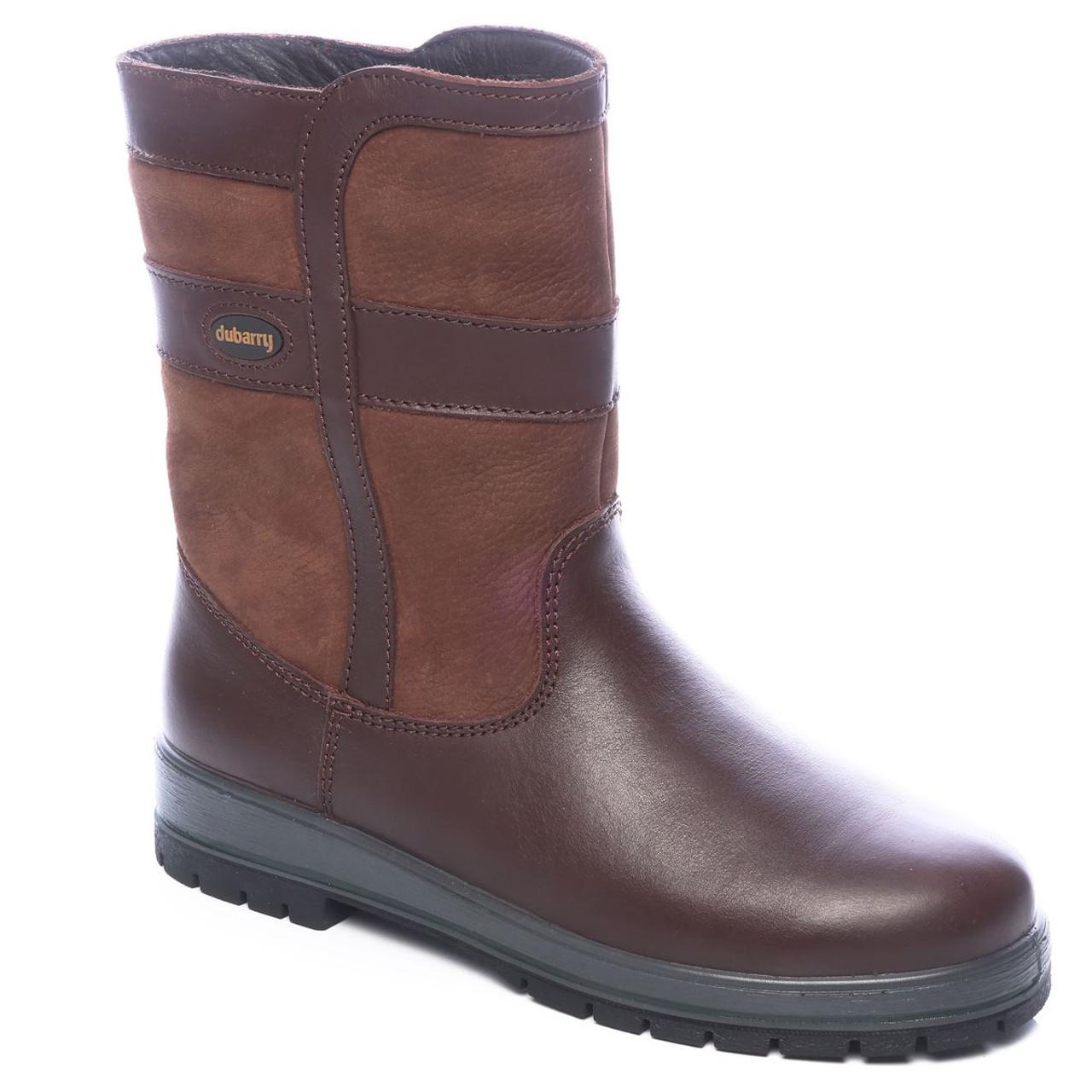 Dubarry Roscommon Boots in Walnut