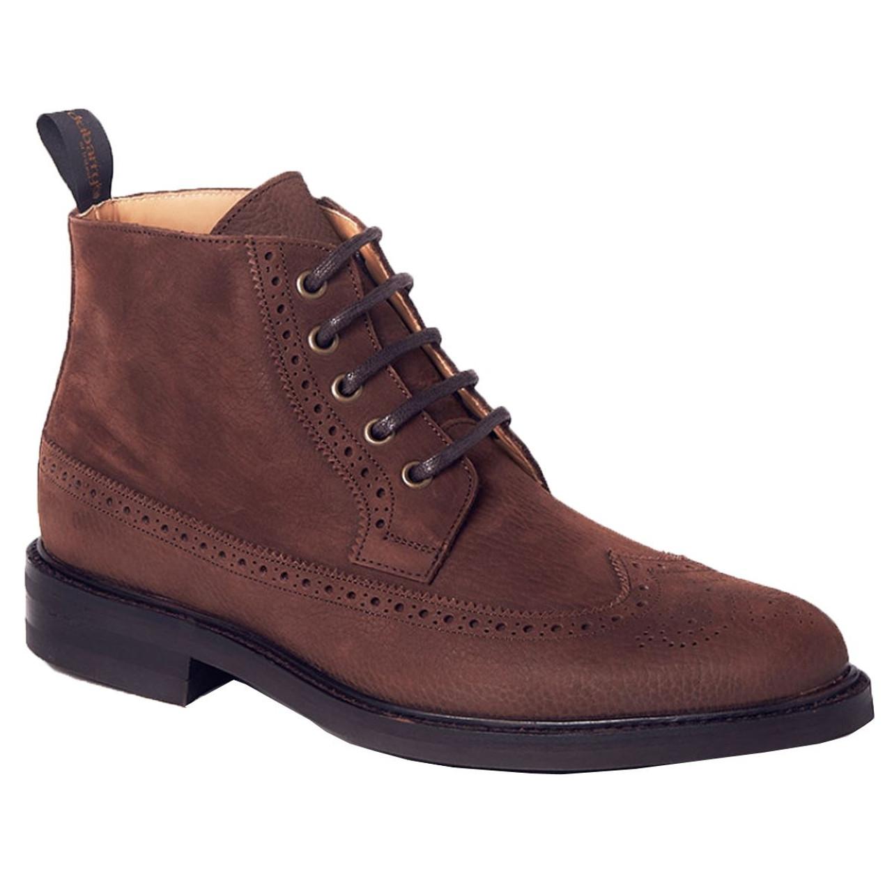 Dubarry Down Boots in Walnut