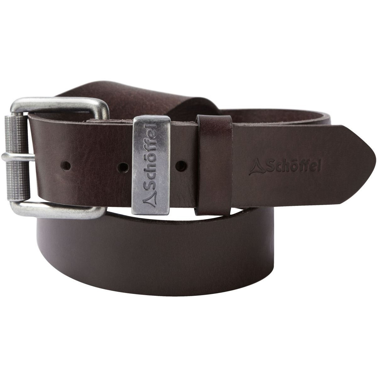 Schoffel Mens Leather Belt