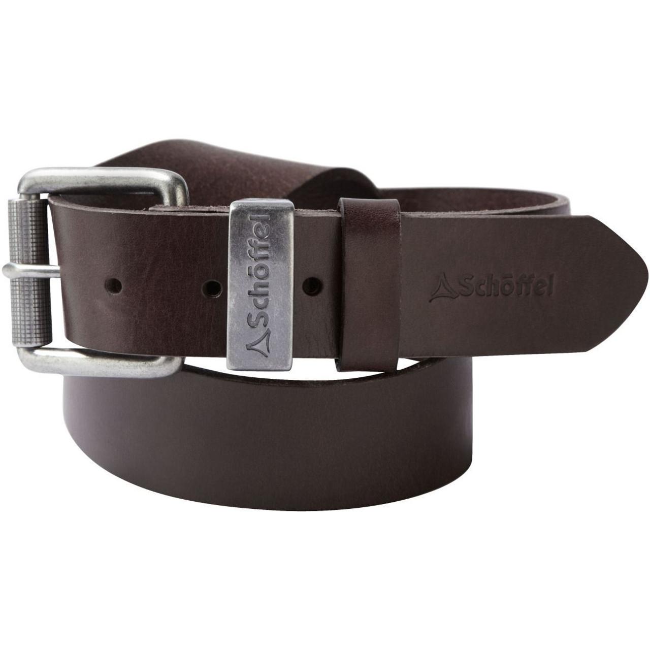 Schoffel Leather Belt