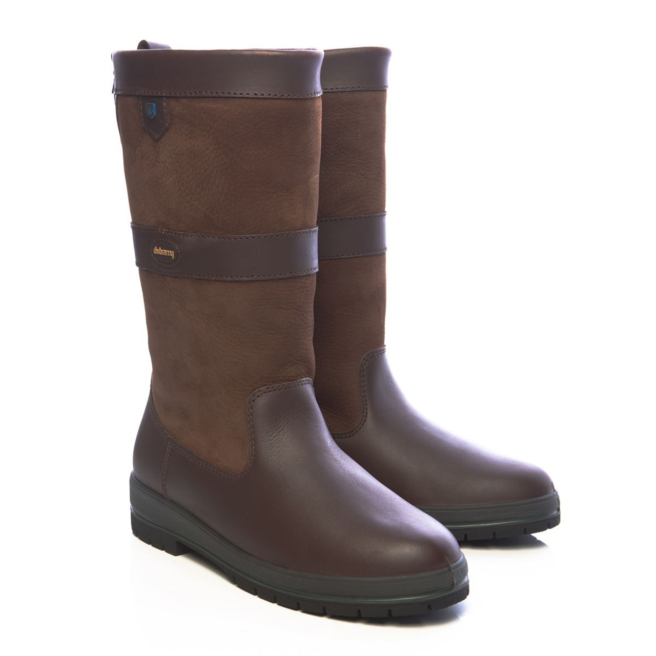 Dubarry Kildare Boots in Walnut