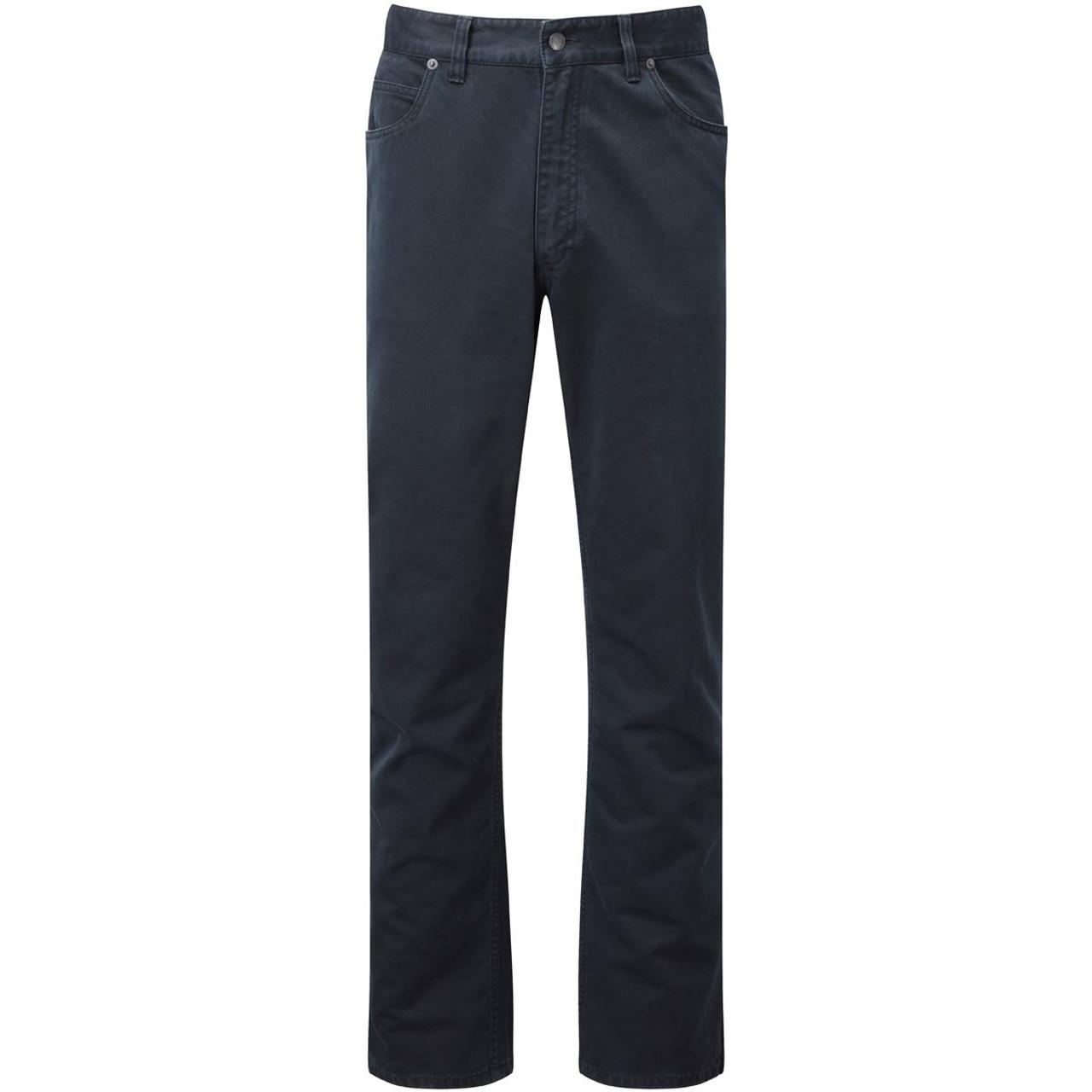 Schoffel Mens Canterbury 5 Pocket Jean